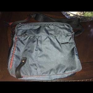 T-Tech by Tumi Laptop Messenger bag